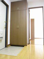 大きなシューズボックス(玄関)